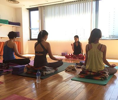 瞑想講師養成講座