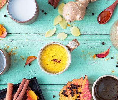 秋に備えるアーユルヴェーダ的スーパーフード